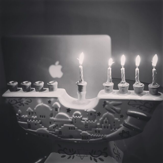 Happy 4th night of Hanukkah! With this being one of our busiest months of the year, we are working hard to meet all our deadlines, while celebrating the miracle of lights. We want to wish all our friends celebrating a very happy Hanukkah! May all the joys of Hanukkah fill your heart with love, hope and peace throughout the New Year. ❤️🕎🔯☮️🍷✨⁣ ⁣ .⁣ .⁣ .⁣ .⁣ .⁣ #Hanukkah2020 #HappyHanukkah #festivaloflights #yorkregionbusiness #newmarketbusiness #happyhanukkah🕎 #menorah  #jewishholidays #jewishtoronto #jewishcommunity #chanukah #chanukkah #chagsameach #newmarketontario #eastgwillimburyontario #hollandlanding #auroraontario #newmarketsmallbusiness #festivaloflights #ceolife #ceomindset #womanownedbusiness #womantrepreneur #womaninbusiness #businessownership #businessownerlife #yorkregionon #yorkregionontario #newmarketlocal