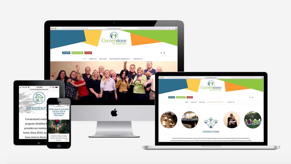 Powerful Website Design for Non-Profits Newmarket York Region